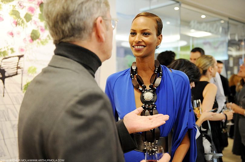 2010 Heart of Fashion with Jully Black and Yasmin Warsame by North York General Hospital Foundation at Bayview Village